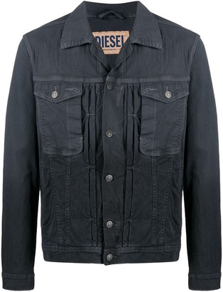 Diesel Ombre Denim Jacket