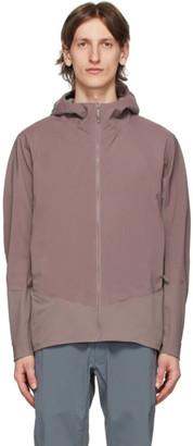 Veilance Pink Eigen Comp Jacket