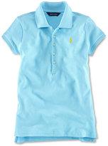 Ralph Lauren Mesh Polo Shirt, Toddler & Little Girls (2T-6X)