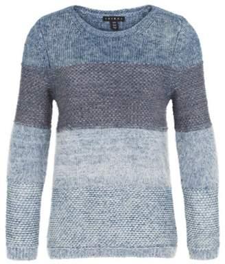 Tribal Perfect Denim Sweater