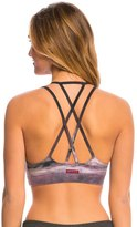 Hard Tail Double Cross Yoga Bra 8137099