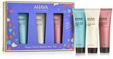 Ahava Happy Minerals Mini Hand Cream Three-Piece Set