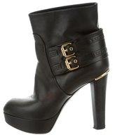 Louis Vuitton Platform Ankle Boots
