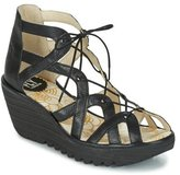 Fly London Womens Yeli719fly Cupido Wedge Sandals-UK 6