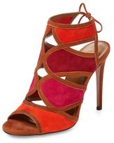 Aquazzura Vika Sandal 105 High Heel Sandal