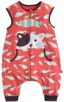 BOOPH Toddler Boys Spring Wearable Blanket For Baby Early Walker Bodysuit Pajamas