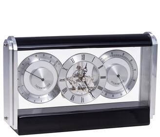 Bey-Berk Skelton Movement Quartz Clock