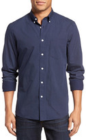 Nordstrom Men&s Shop Print Sport Shirt (Big)
