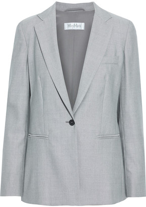 Max Mara Tosca Wool-blend Blazer