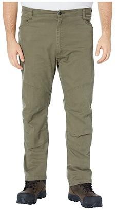 Wrangler Big Tall ATG Outdoor Canvas Cargo (Turbulence) Men's Casual Pants
