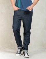 Levi's Deep Green Denim Commuter 522 Jeans