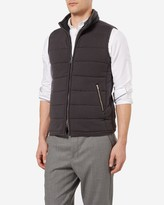 N.Peal The Mall Quilted Cashmere Gilet
