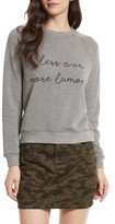 Rebecca Minkoff Women's Less War Sweatshirt