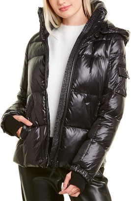 S13 Kylie Short Down Jacket
