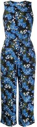 MICHAEL Michael Kors Floral Print Jumpsuit