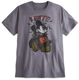 Disney Mickey Mouse Halloween Tee for Men - Plus Size