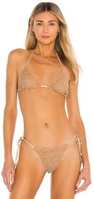 Beach Bunny Nala Tri Bikini Top