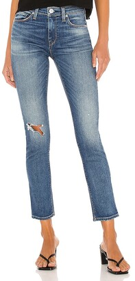 Hudson Nico Mid Rise Skinny Ankle. - size 23 (also