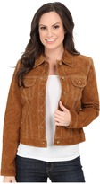 Scully Lorrah Cute Suede Jean Jacket