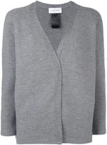 Christian Wijnants v-neck cardigan - women - Virgin Wool - S