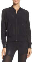 Zella Women's Max Bomber Jacket