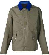Alexander Wang multi pocket military jacket - men - Polyester - 48