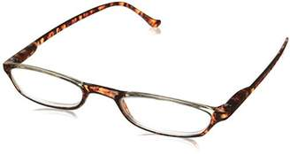Peepers Unisex-Adult Thin Top 622350 Oval Reading Glasses