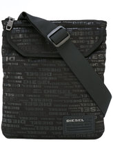 Diesel messenger bag - men - Polyester - One Size