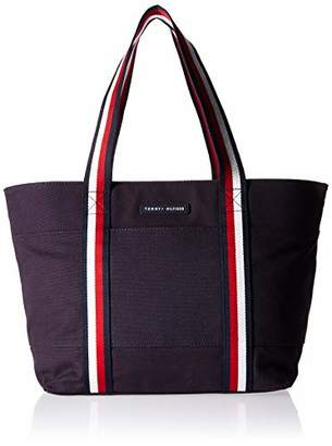 Tommy Hilfiger Tote for Women TH Flag Canvas