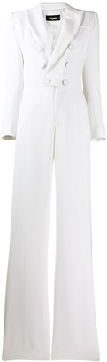 DSQUARED2 Double Breasted Tailored Jumpsuit