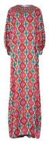 Andrew Gn Kilim Print Kaftan Dress