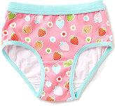 Copper Key Adventure Wear by Little Girls 2T-5 Fruit-Printed Hipster Panties