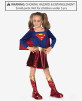 Rubie Enterprises, Ltd. Supergirl Costume, Little Girls (4-6X) & Big Girls (7-16)
