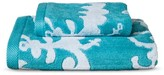 Threshold Modern Floral 2pc Towel Set - Turquoise