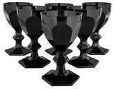 Baccarat Harcourt Darkside Imperfect Goblets