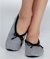 Arlotta Ballerina Cashmere Slippers