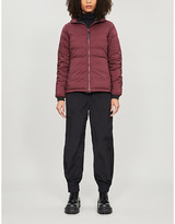 Canada Goose Camp quilted shell-down hooded jacket