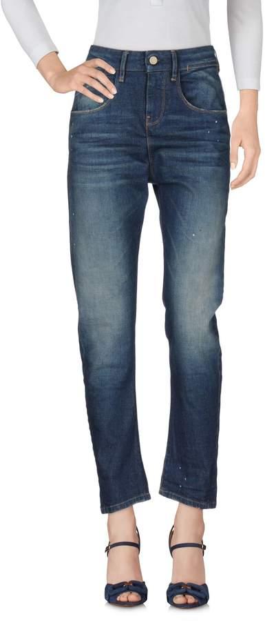 Manila Grace Denim pants - Item 42589164
