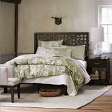west elm Morocco Bed - Chocolate