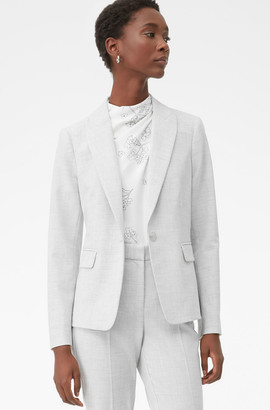 Rebecca Taylor Tailored Clean Suiting Jacket