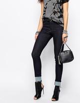 Diesel Sknizee High Rise Super Skinny Jeans