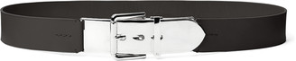 Ralph Lauren Leather Letter-Opener Belt