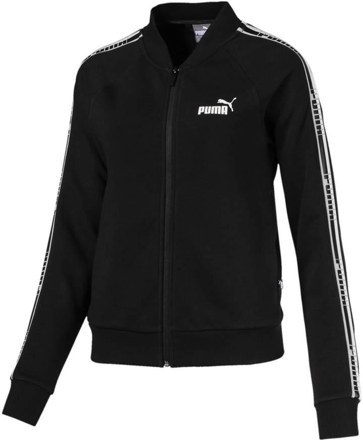 905f890d0c Tape Full Zip Women's Track Jacket