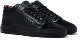 Android Homme Propulsion Mid Rib Leather Trainers