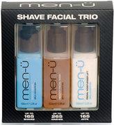 Men-u men-ü Shave Facial Trio Set