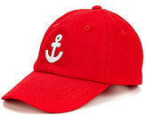 Starting Out Baby Boys Anchor-Embroidered Baseball Cap