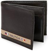 Nautica Brown Multicard Passcase