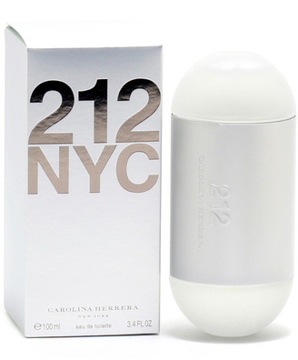 Carolina Herrera Women's 3.4Oz 212 Eau De Toilette Spray