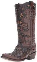 Lucchese Women's Fiona Western Boot
