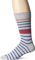 Original Penguin Men's Mutli Stripe Crew Sock